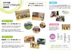 2019年度 年間活動報告
